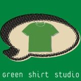 green shirt studio